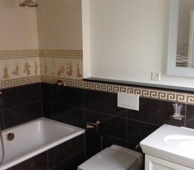 Umbau: Badezimmer und Küche EFH