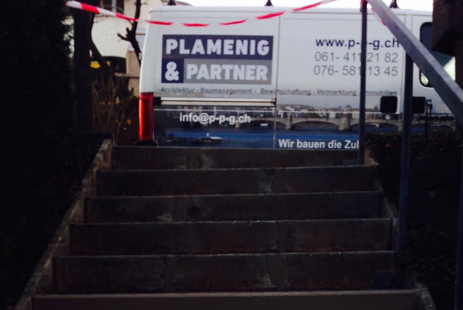 Renovation Aussen Treppe Pflasterstein Neu Setzen Und